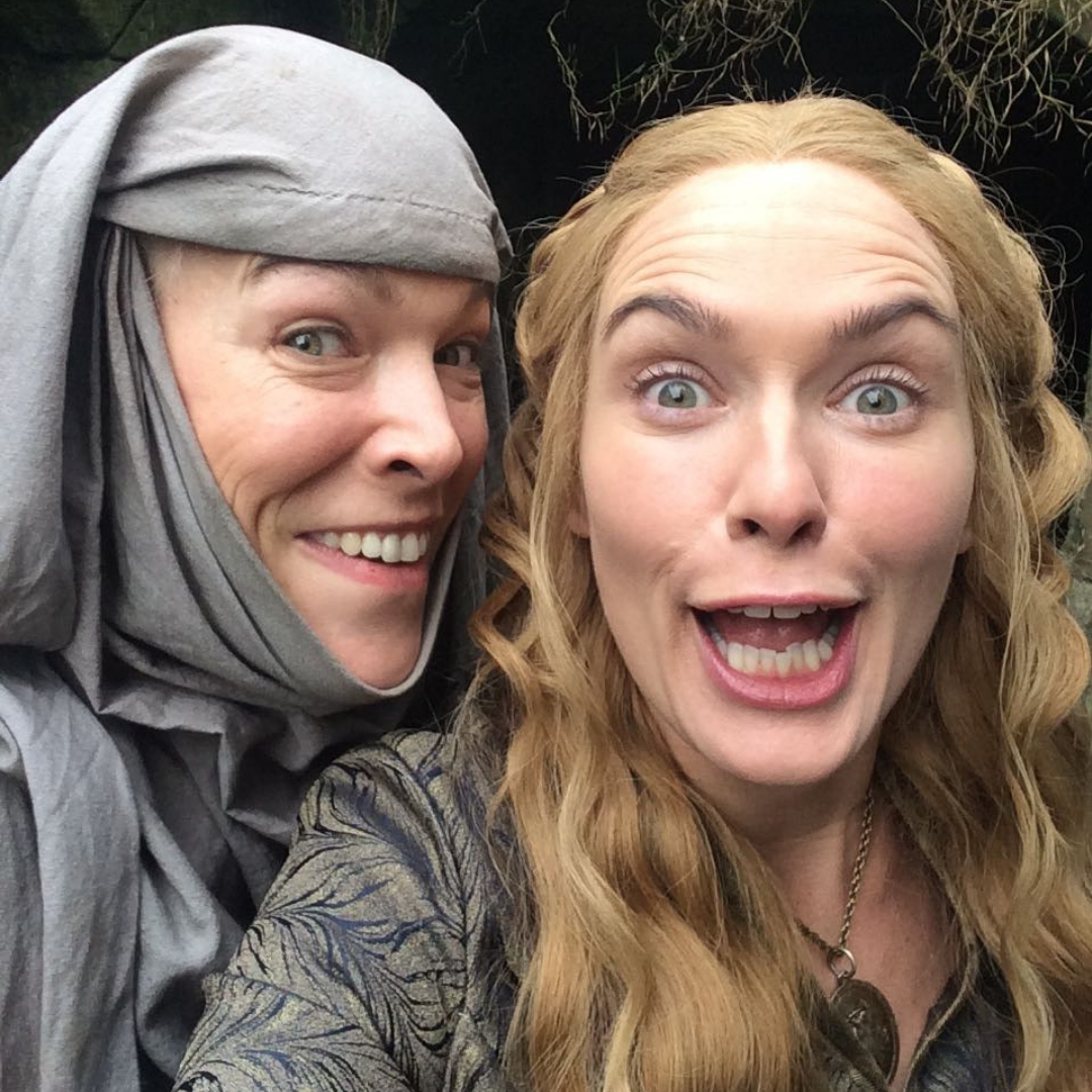 cersei and septa are friends