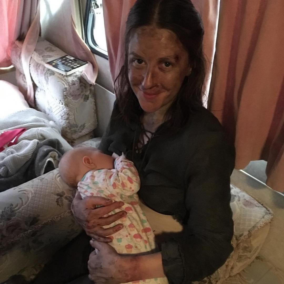 got yara bts with baby