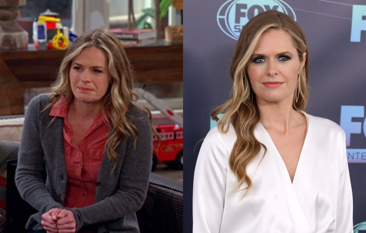 maggie lawson on two and a half men