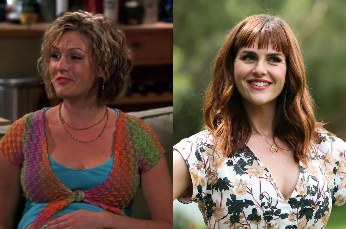 sara rue on two and a half men