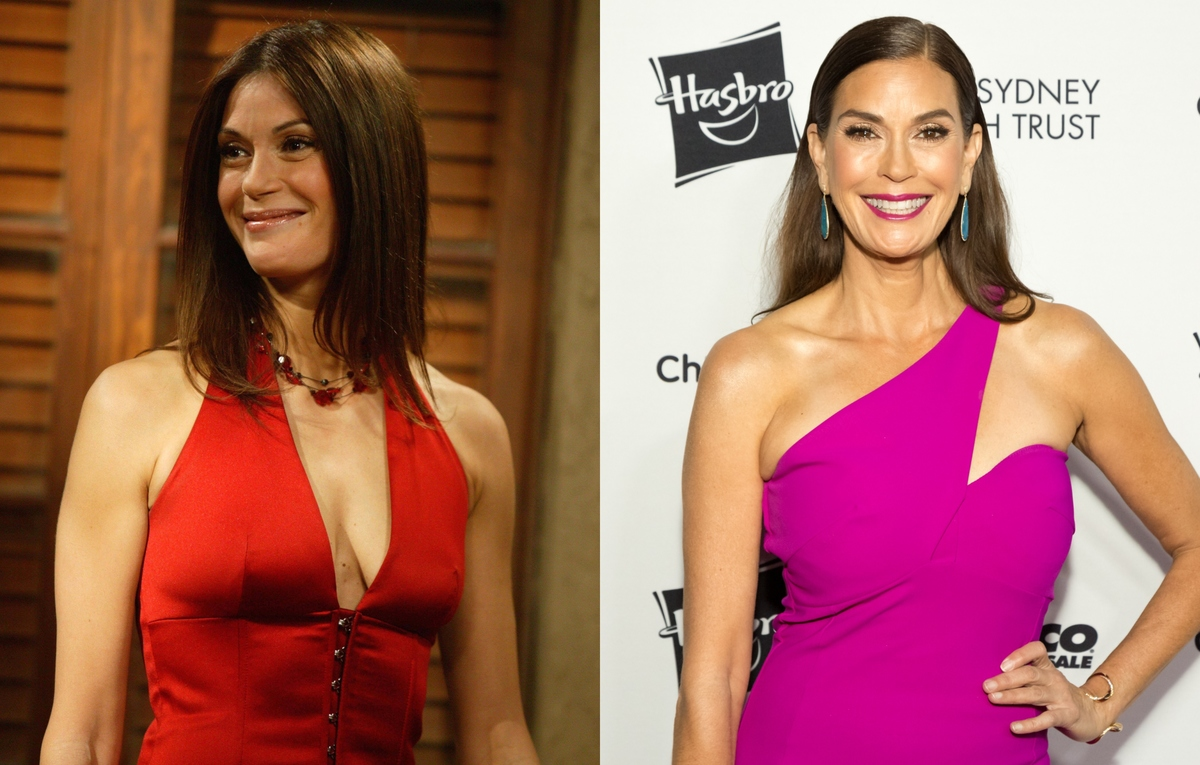 teri hatcher on two and a half men