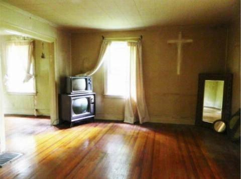 the exorcism room