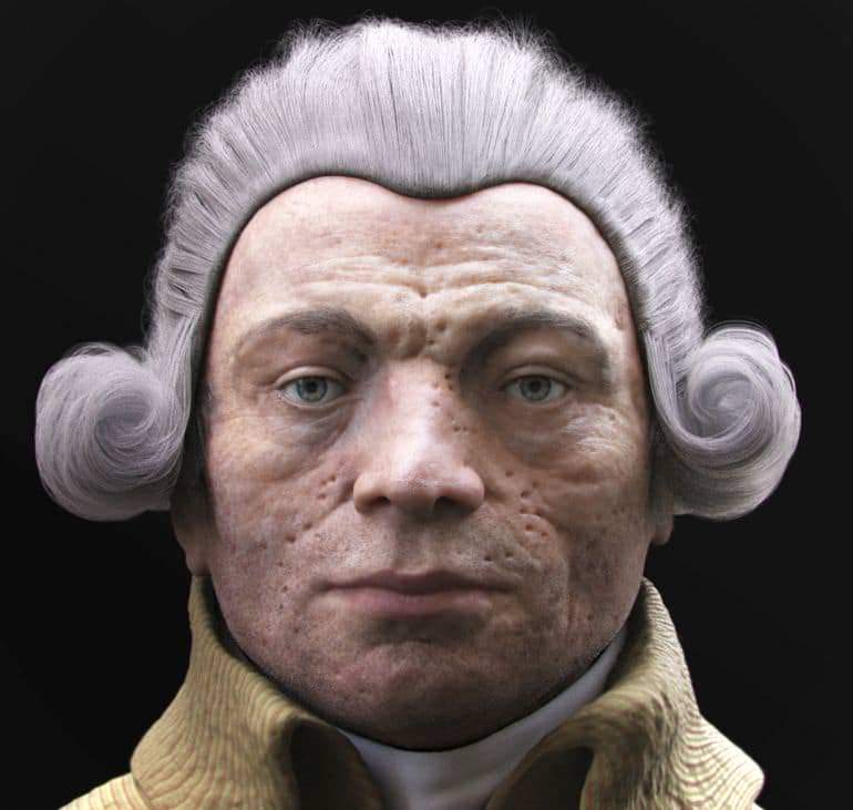 this is what maximilien robespierre really looked like
