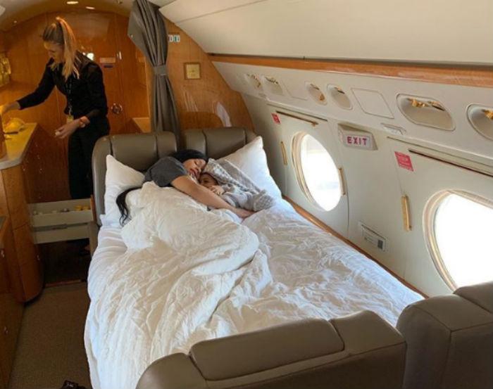 Cardi B on Jet