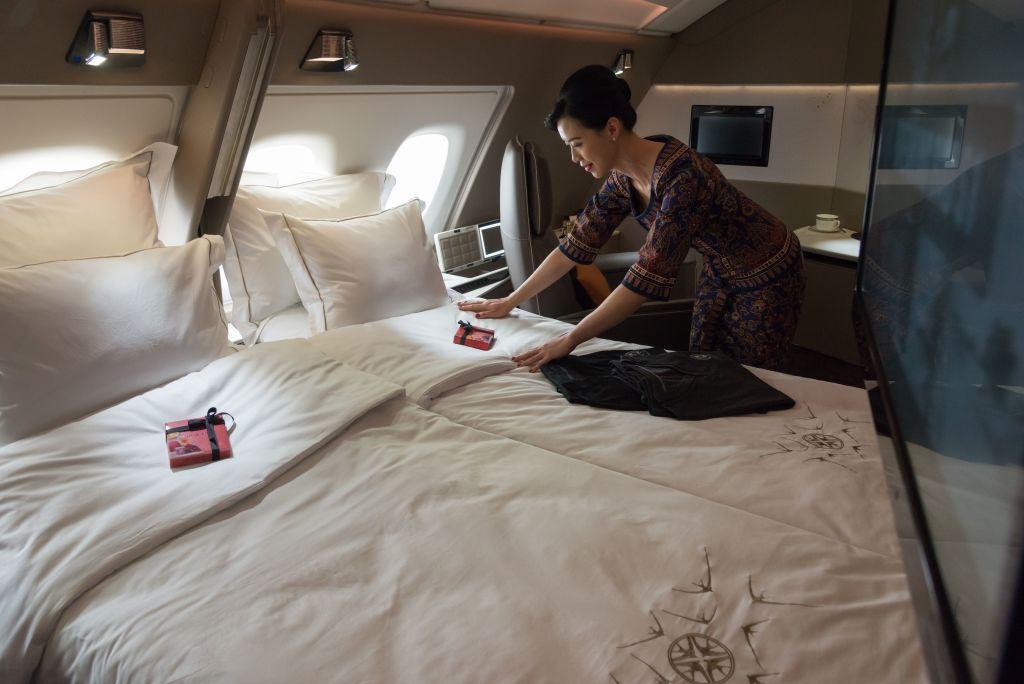 Singapore Airline Hostess