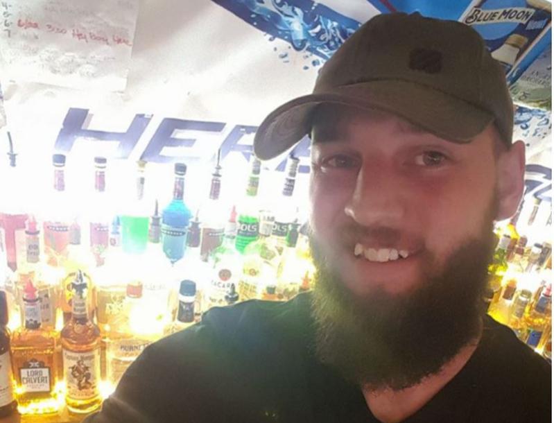 Meet Zach Holt, Zimba's savior