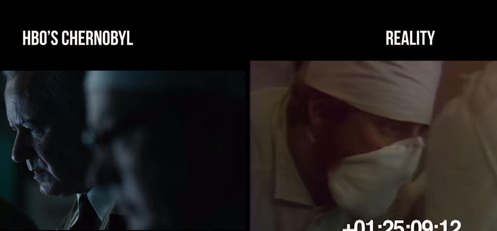 chernobyl doctors hbo series vs reality