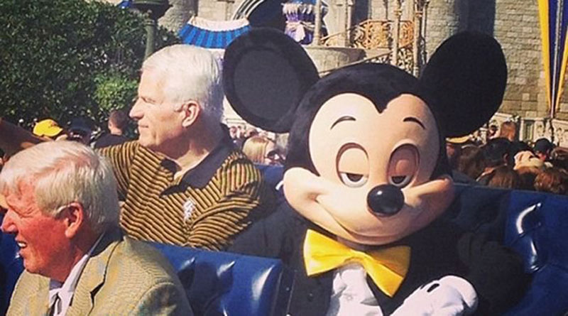 seductive Mickey Mouse