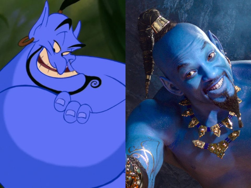 will smith as genie in live-action aladdin