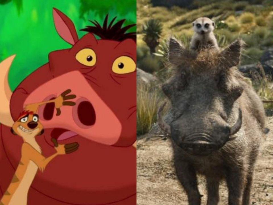 timon and pumba live action
