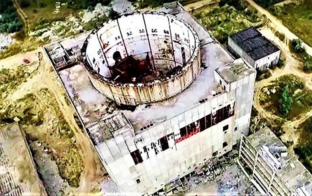 Crimea Nuclear