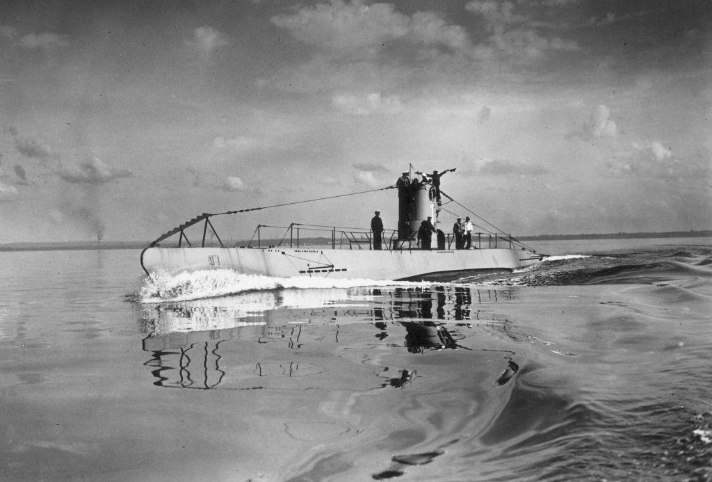 Sunken Submarines -3200345