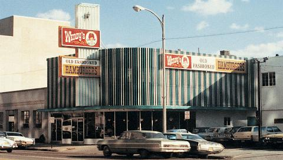 Original Wendy's