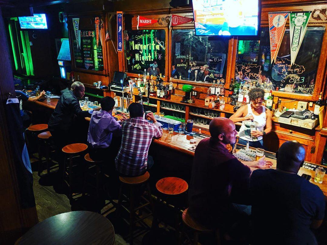 a look at at divey bar