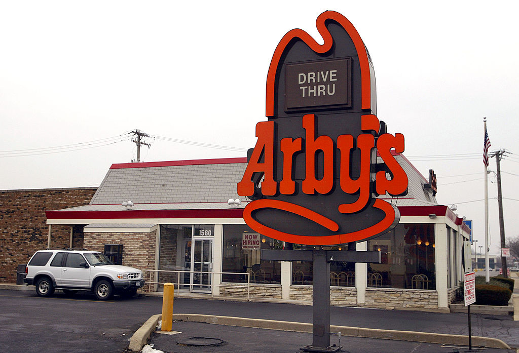 arbys fast food ratings