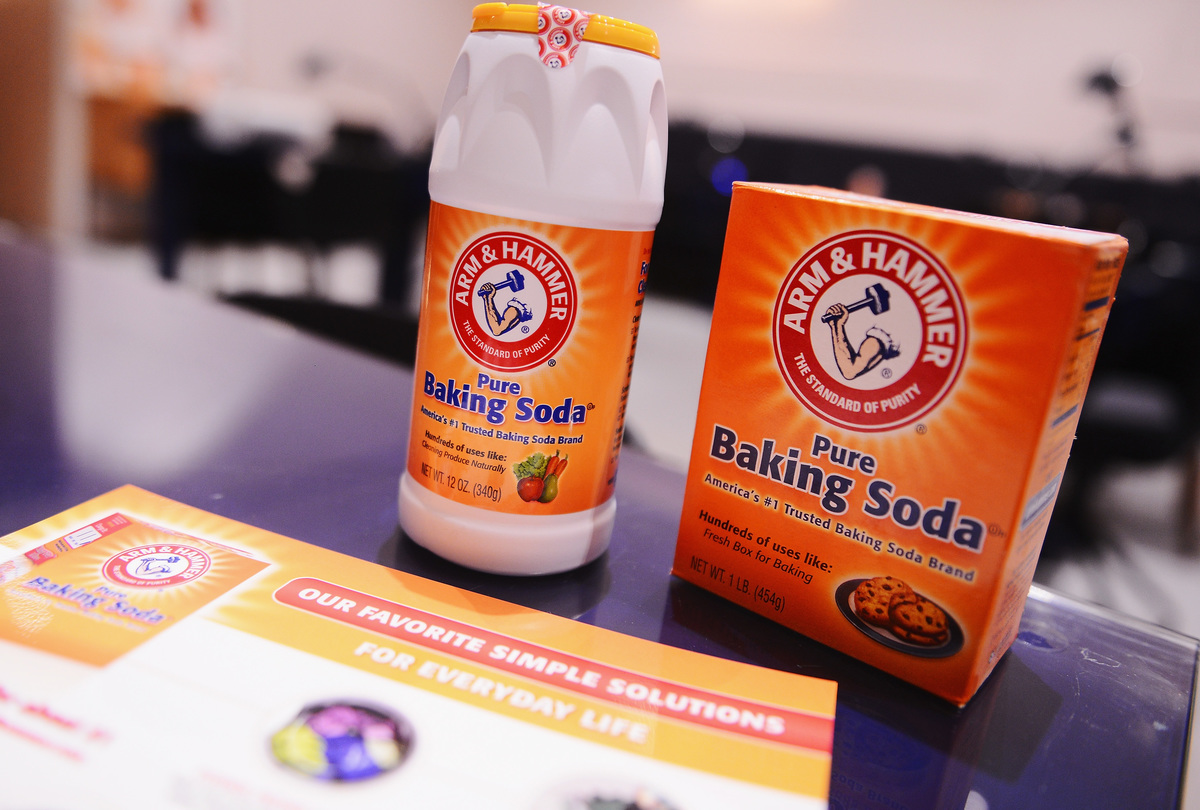 A general view of atmosphere at a special beauty tips and tricks sharing event hosted by Lo Bosworth and ARM & HAMMER Baking Soda at Paintbox Salon on February 26, 2015 in New York City.