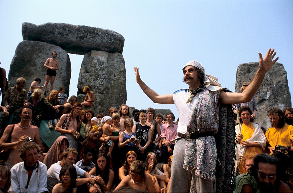the term hippie
