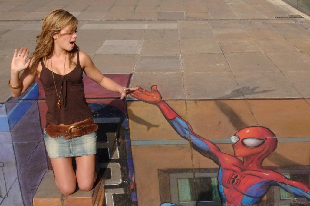 spider man art 828176320