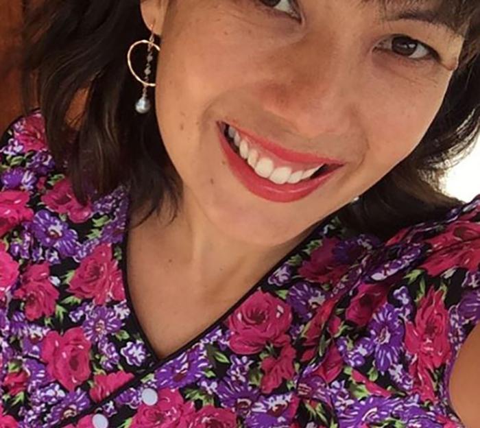 Shannon posts photo of her in her great-grandmother's muumuu on Instagram