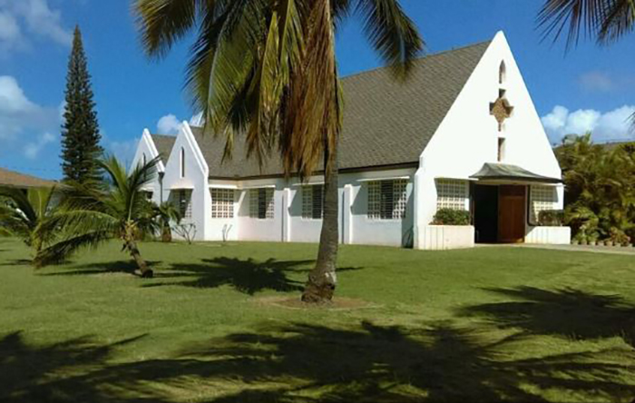 photo of Hanapepe's United Church of Christ in Hawaii