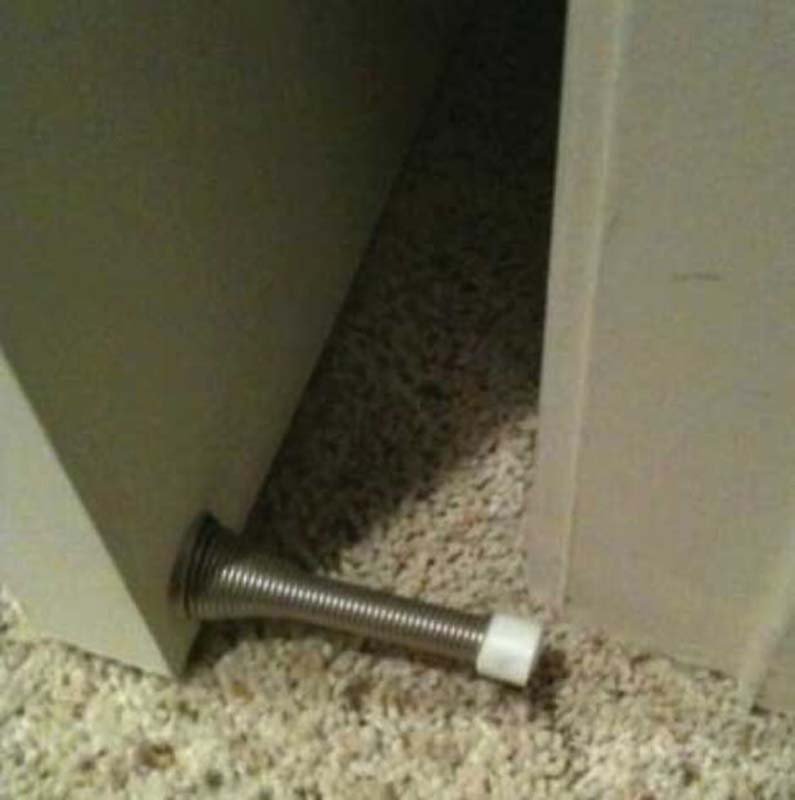 doorstop that doesn't reach