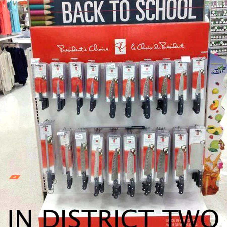 back to school at target