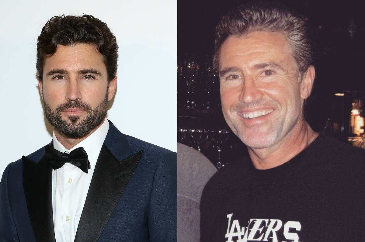 brody jenner with the aging filter