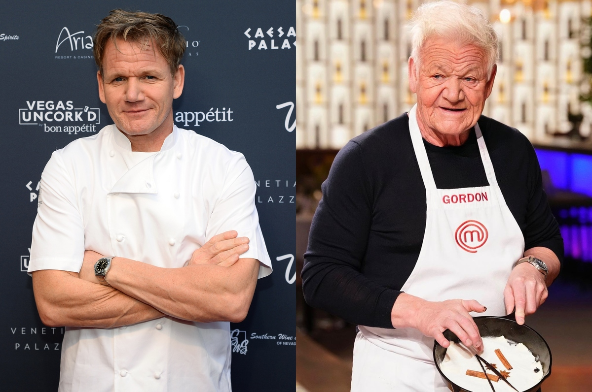 gordon ramsay with the faceapp aging filter