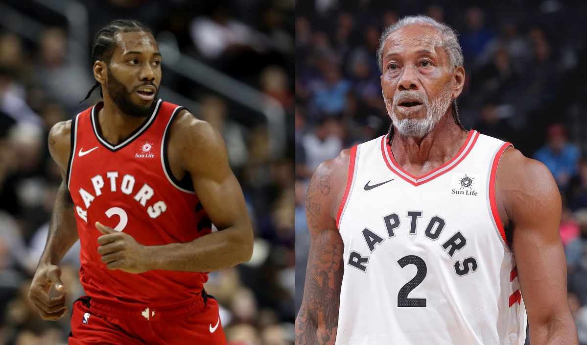 the klaw with the aging filter