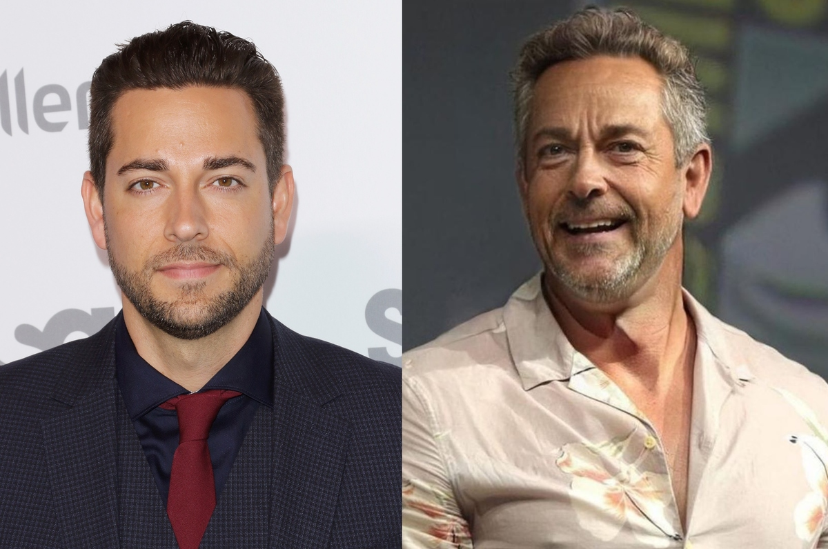 zachary levi with the faceapp aging filter