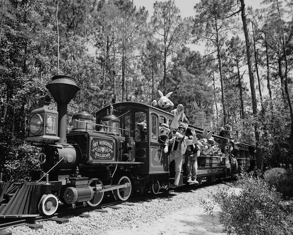 Fort Wilderness Railroad