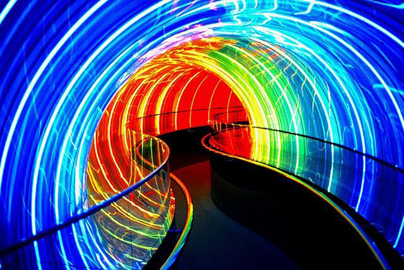 Image_Works_Neon_Tunnel_Disneyworld_FL-44765