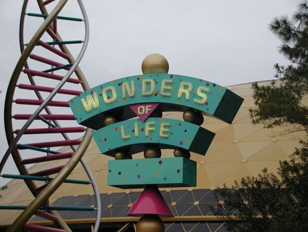 Wonders of Life Pavilion