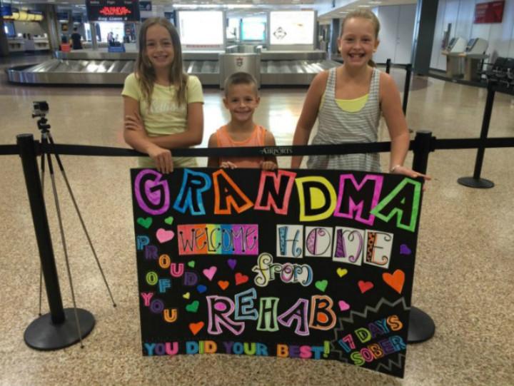 She's Not A Normal Grandma; She's a Cool Grandma