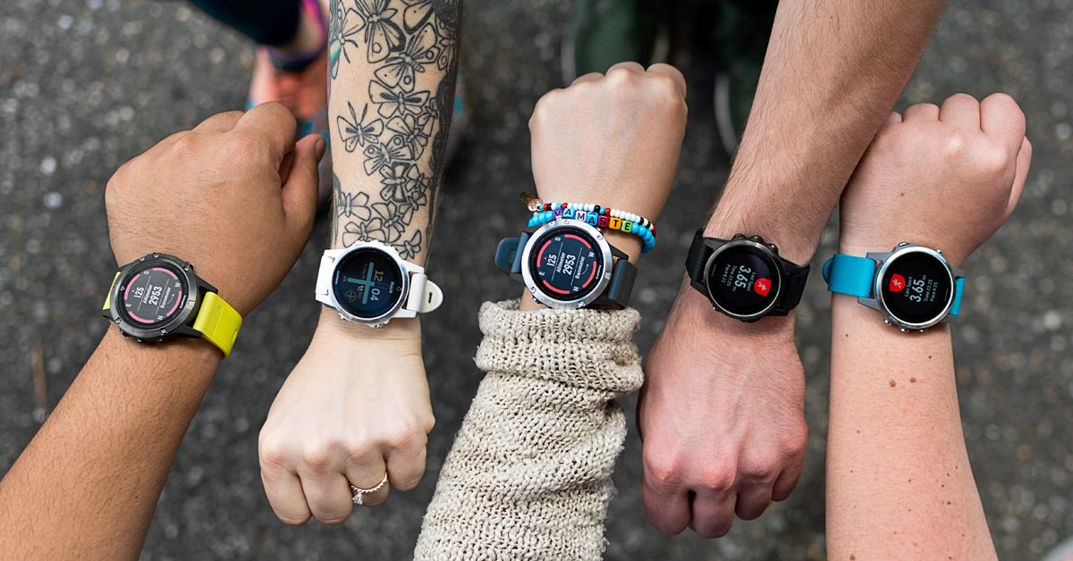 A Multisport GPS Watch That's Stylish And Yet Useful