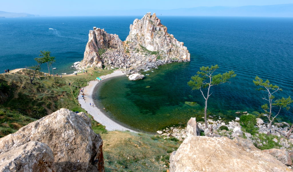 mysterious lake baikal in russia