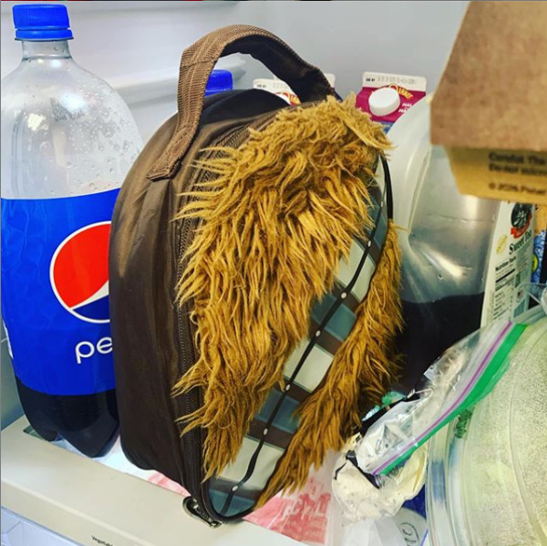 The Force Is Strong With This Lunch