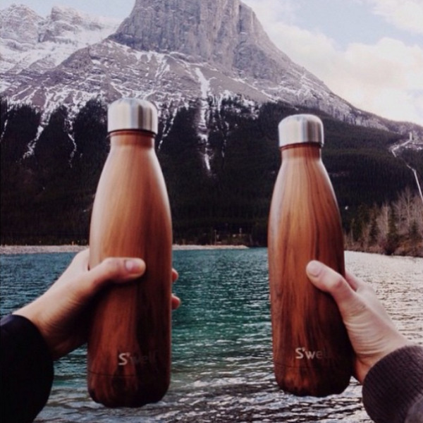 It's S'well And Good If You Travel Around With This Water Bottle!