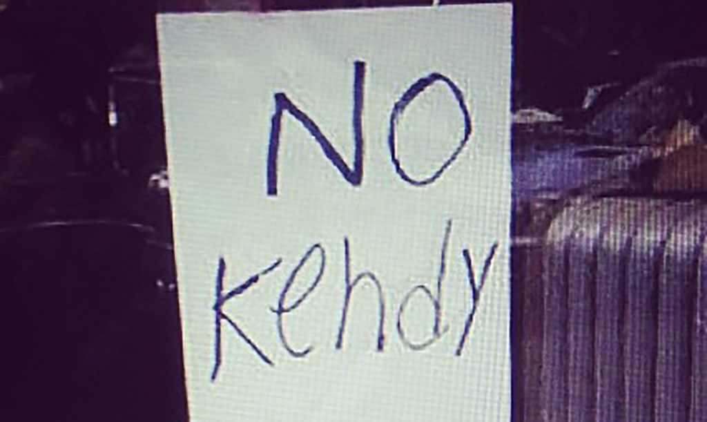 kendy sign