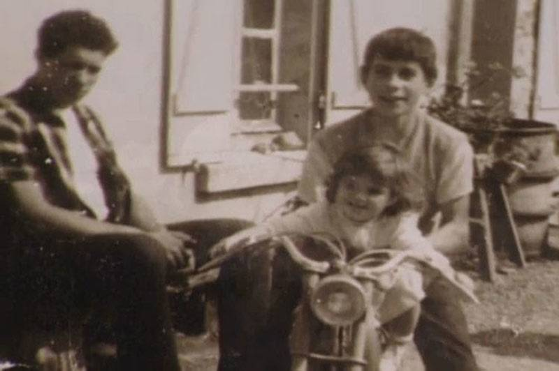 andre the giant as a young boy