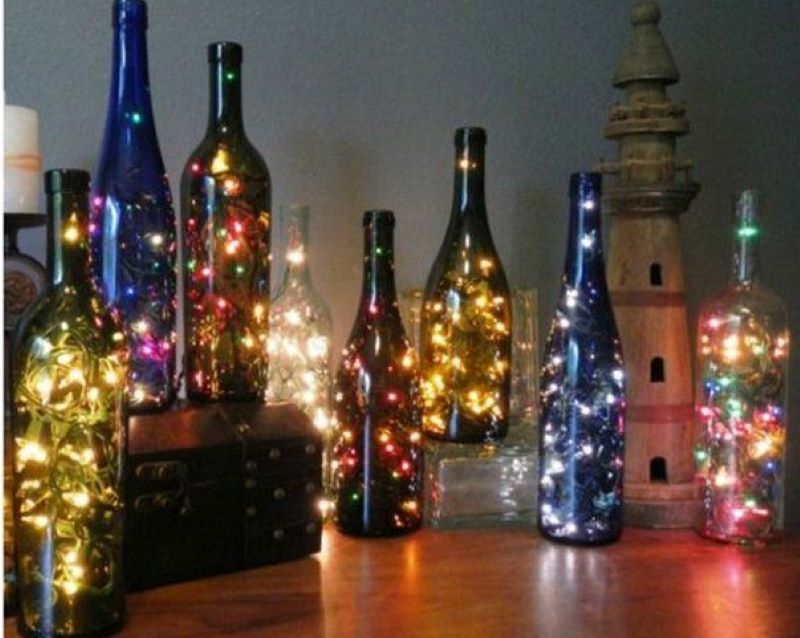 A Rainbow Of Bottled Light Is Perfect For Any Occasion