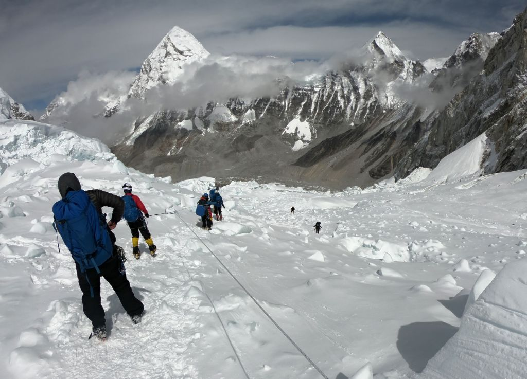 Everest Is The Tallest Mountain