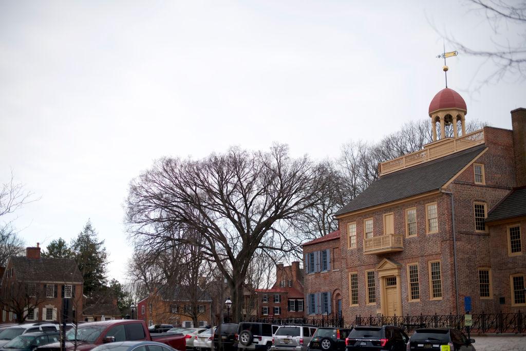 New Castle, Delaware