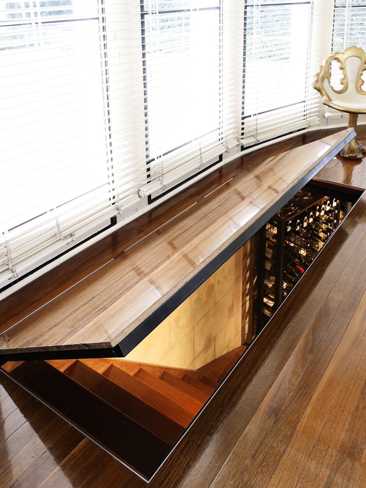 floor cellar