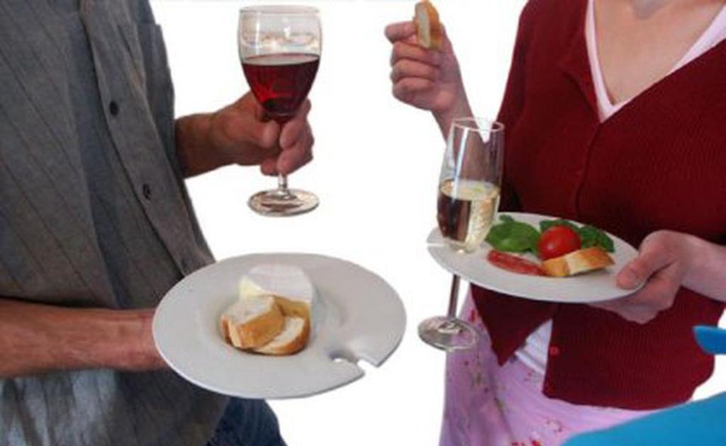 Plate glassholder