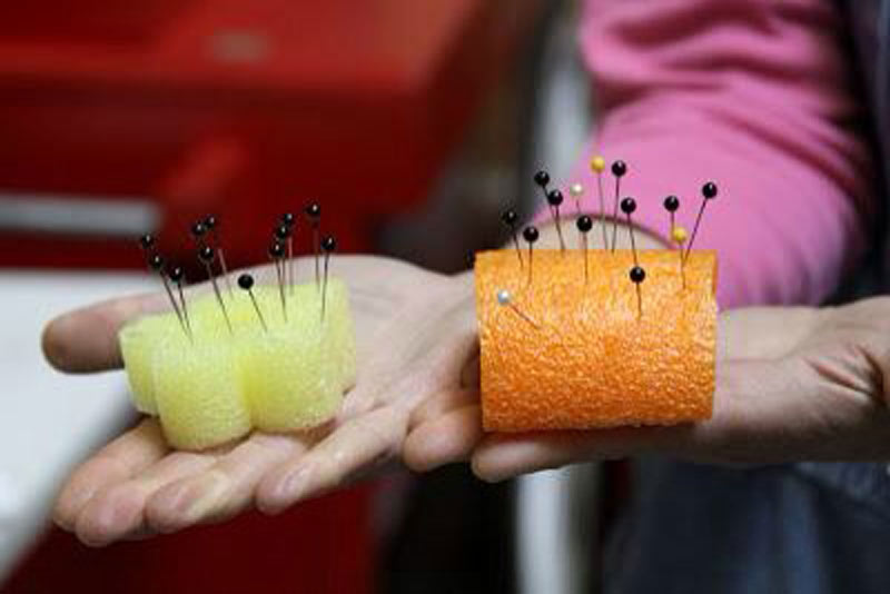 different types of pin cushions