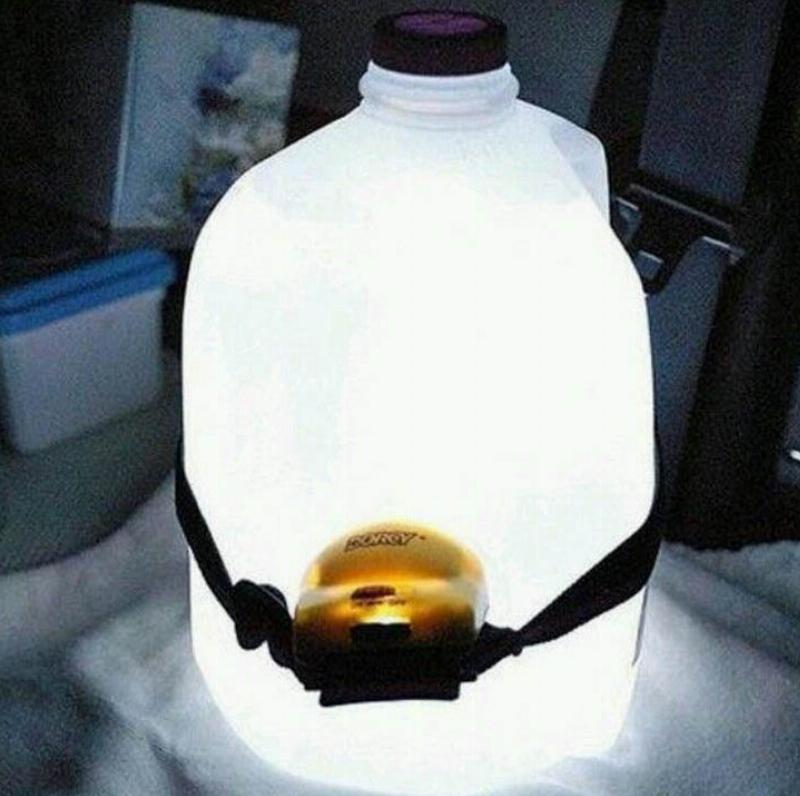 water jug headlamp