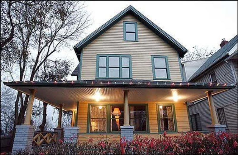 The House From A Christmas Story Was Bought For Very Little