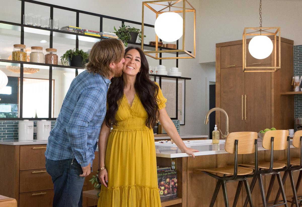Joanna and Chip Gaines announce their new baby.