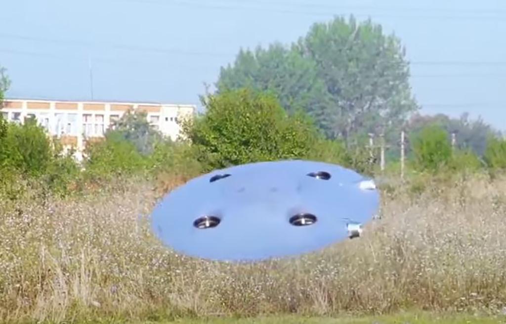 Top of saucer